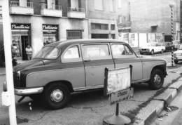 """09112 """"FIAT 1900 - CARROZZERIA FRANCIS LOMBARDI - LIMOUSINE 8 POSTI - ANNI '50 DEL XX SECOLO"""" FOTO ORIG,. - Cars"""