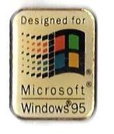 INFORMATIQUE - I12 - MICROSOFT - WINDOW 95 - Verso : SM - Informatica