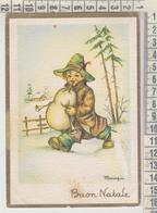 BUON NATALE  MERRY CHRISTMAS  JOYEUX NOËL   ZAMPOGNARO FIRMATA MARIAPIA - Natale