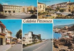 (B499) - CALABRIA - Multivedute - Zonder Classificatie