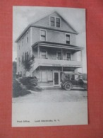 Post Office  Loch Sheldrake    New York     Ref 3979 - NY - New York