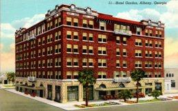 Georgia Albany Hotel Gordon Curteich - Albany