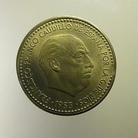 Spain 1 Peseta 1953 *????? - [5] 1949-…: Monarchie
