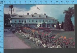 Montmorency Falls - Quebec - Hotel Kent House - Pub. Michel Photo - Postcard Carte Postale - Québec - Les Rivières