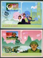 Maximum Maxicards Of Vietnam Viet Nam 2004 : 50th Anniversary Of Victory Of Dien Bien Phu (Ms922) - Vietnam