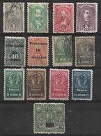 1892-901 Paraguay 13v. - Paraguay