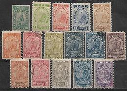1903-5 Paraguay 16v. - Paraguay
