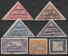 1930-3 Paraguay 7v. - Paraguay