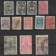 1937 Paraguay 12v. - Paraguay