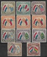 1939 Paraguay 11v. - Paraguay