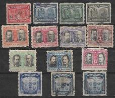 1939 Paraguay 14v. - Paraguay