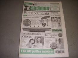 LVC VIE Du COLLECTIONNEUR 090 30.06.1995 CAPSULE PAQUEBOT TIRE BOUCHON - Brocantes & Collections