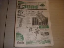 LVC VIE Du COLLECTIONNEUR 106 17.11.1995 DICTIONNAIRE LAROUSSE Les HOCHET ONU - Antigüedades & Colecciones