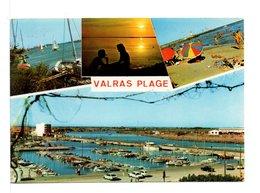 CPM - VALRAS PLAGE / Au Dos : EMA : Camping De La Yole - Autres Communes