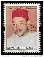 Maroc **  N° 1637A (Enschedé) - Série Courante. Roi Mohammed VI - Maroc (1956-...)
