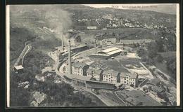 AK Jajce, Fabrikanlage Der Elektr. Werke - Bosnie-Herzegovine