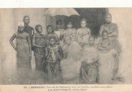 MARTINIQUE // BEHANZIN   L'ex Roi Du DAHOMEY Pendant Son Séjour A La Martinique 70 - Martinique