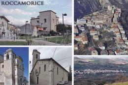 (B518) - ROCCAMORICE (Pescara) - Multivedute - Pescara