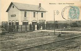 72 - MAMERS - GARE DES TRAMWAYS - Mamers
