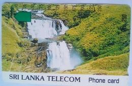 Waterfalls Rs 250 Tamura - Sri Lanka (Ceylon)