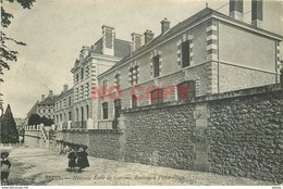 SL 41 BLOIS. Ecole De Garçons Boulevard Victor-Hugo 1910 - Blois