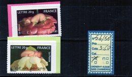 Autoadhésifs - N°54/55 - Francia