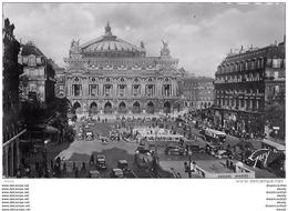 Photo Cpsm Cpm 75 PARIS 08. Place Et Bouche Du Métro Opéra 1948. Pour Durtal. Société Laiterie Maggi - Distretto: 08