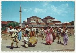 Kosovo - Prizren Dance Shiptare , Mosque - Kosovo