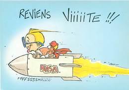 Illustrateur Abouin - Les Enfants De La Télé - Chien Teckel     AO 339 - Comics