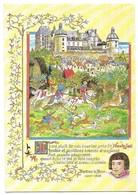 La Dordogne Au Moyen-Age N° 46 Chateau De Haute Fort Edition Orient Toulouse - Storia