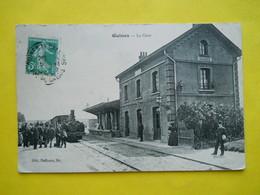 Guines ,la Gare ,train - Guines