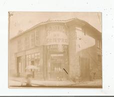 LIMOGES (HAUTE VIENNE) RARE PHOTO ANCIENNE DE LA PHARMACIE DU CENTRE  M. ARRAGON AU 4 RUE DE PARIS - Plaatsen