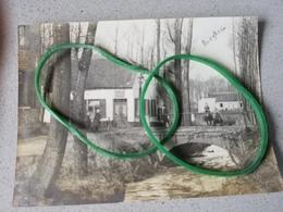 Dieghem Photo Originale Pont Et Vue - Unclassified