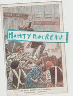Vieux  Papiers: Env. 12 Par 8 Cm  Les  Droits De L'  Homme : Naturels De L ' Homme, Illustrateur P. Méjarrel - Dépliants Touristiques