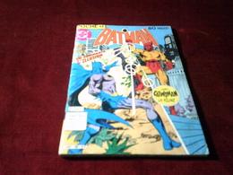 BATMAN  N° 46   AVEC CATWOMAN LA FELINE   (1983 ) - Batman