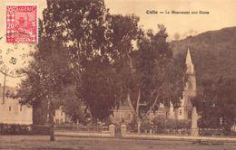 COLLO El Qoll - Le Monument Aux Morts - Algerien