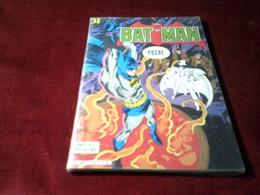 BATMAN  N° 31  NE PLUS LACHER LE FANTOME     (1980 ) - Batman