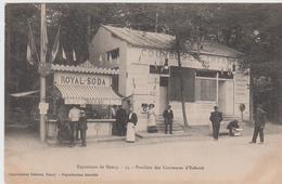 MEURTHE Et MOSELLE  -  Exposition De Nancy - 53 - Pavillon Des Couveuses D'Enfants - Nancy