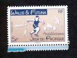 Wallis Et Futuna  Jeux Du Pacifique 2019 Volley, Rugby, Haltérophilie, Va'a, Athlétisme (lancer Du Disque) - Leichtathletik
