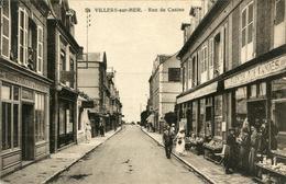 Villers Sur Mer   Rue Du Casino - Villers Sur Mer