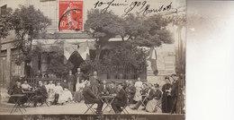CAFE  BRASSERIE  MORISOT  151 BD DE LA CROIX   ROUSSE - Lyon
