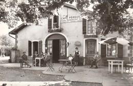 Carresse -Le Café Cpsm Petit Format - Autres Communes