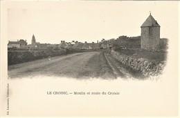 44 LE CROISIC MOULIN ET ROUTE DU CROISIC EDITION LAUSSEDAT   ETAT IMPECCABLE  CARTE NEUVE *** - La Pointe Du Raz
