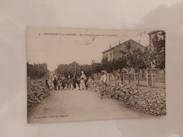 Chateaudun-Du-Rhumel. (Rue National) Le  23 09 1927 Algérie - Algeria