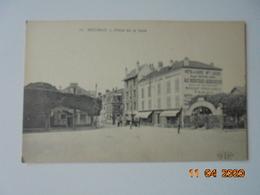 Brunoy. Place De La Gare. ELD 11 - Brunoy