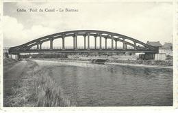 GHLIN : Pont Du Canal - Le Busteau - RARE VARIANTE - Cavhet De La Poste 1955 - Mons