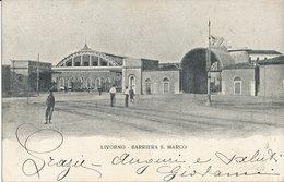 LIVORNO-BARRIERA SAN MARCO - Livorno