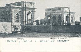 LIVORNO-BARRIERA MARGHERITA - Livorno