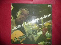 LP 33 N°3544 - JOHN LEE HOOKER - 30 AM 6094 - TOP LIVE - Blues