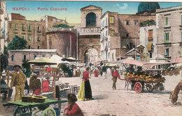 (C).Napoli.Porta Capuana.F.to Piccolo (c17) - Napoli (Naples)
